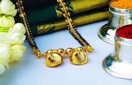 Mangalsutra: The Hindu symbol of matrimony-strand-of-silk-driven by curiosity