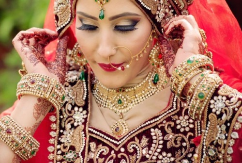 Different Types of Indian Bridal Outfits