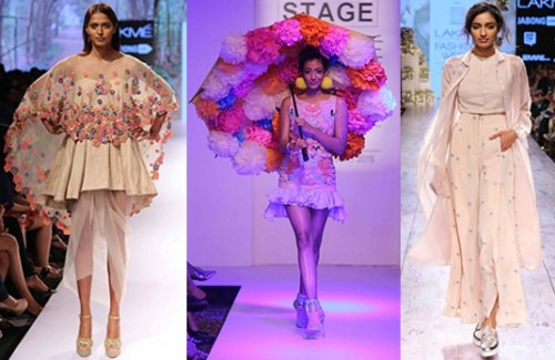 Top Contemporary Picks From Lakme Fashion Week 2015 Summer Resort