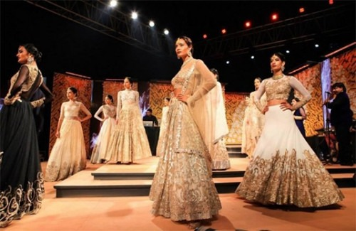 From the Runway at Blenders Pride Fashion Tour 2014