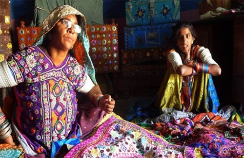 Traditional Indian Embroidery Techniques to Support India's Development