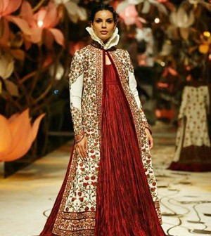 Winter Trends from Indian Fashion Shows | Overcoats by Indian Designer Label Akaaro Seen on the Runway