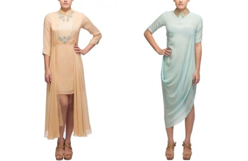 The trend of modern designer tunics-strand-of-silk-stylish thoughts