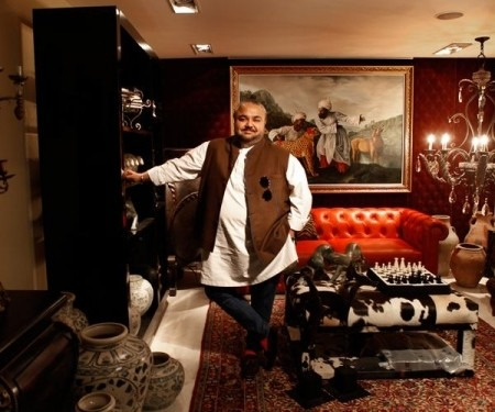 Indian designer JJ Valaya The Home of Travaller THOT Indian clothes