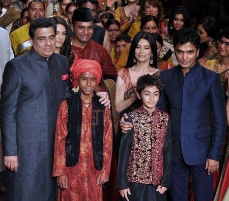Vikram Phadnis - Vikram Phadnis at Lakme Fashion Week 2013: A Celebration of Rural India