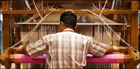 Indian Fashion Designers Weaving Fabric Techniques, Indian Clothes, Indian Wear