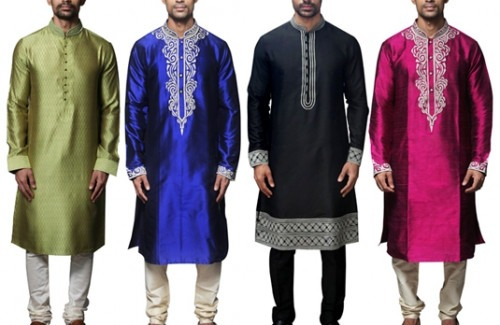 Wedding Kurtas for Men - Tradition is Never Out of Fashion
