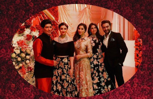 What They Wore: A Look at Bollywood Wedding Guest Outfits-strand-of-silk-Indian weddings