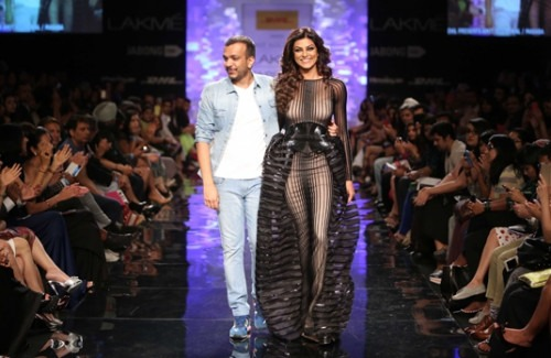 What to Expect in the Lakme Fashion Week Winter-Festive 2014 | Indian Fashion Designer Amit Aggarwal