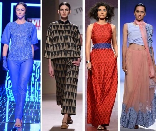 Highlights From Wills India Fashion Week 2014 Day 3 - 5