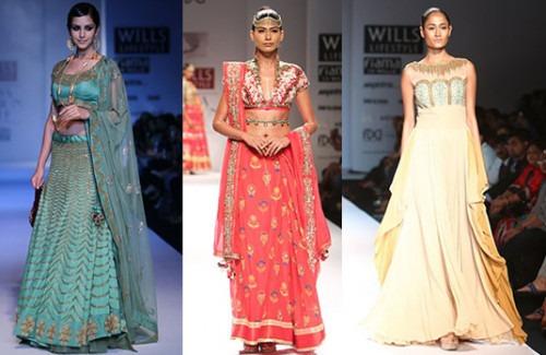 Wills Lifestyle Fashion Week 2014 Highlights | Catwalk Top Picks