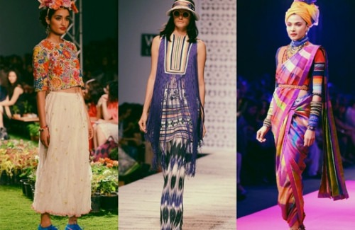 Wills Lifestyle Fashion Week SS15: The best young talent