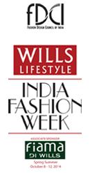 Wills Lifestyle India Fashion Week - WIFW_SS_15