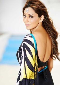 Gauri Khan Designs a Luxurious Line for Satya Paul's Anniversary