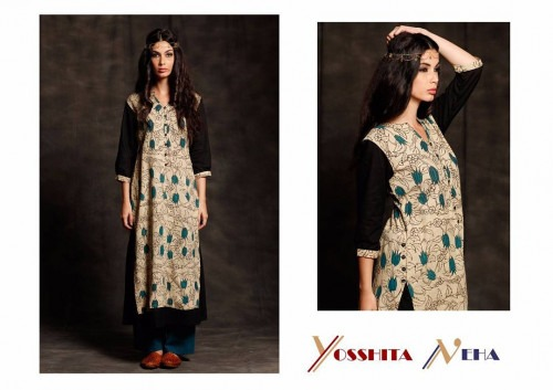Inspirations and Celebs Wearing from Yosshita & Neha