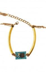 Indian Fashion Designers - Rejuvenate Jewels - Contemporary Indian Designer - Elegance Elephant Anklet - RJJ-SS16-RJMAL18