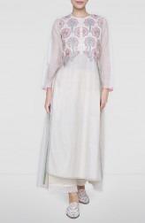 Indian Fashion Designers - Anita Dongre - Contemporary Indian Designer - Akshi Kurta - AD-SS19-SS19MB115