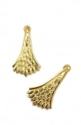 Indian Fashion Designers - Artsie Ville - Contemporary Indian Designer - Carmela  Earrings - ARV-SS17-AVE047