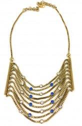 Indian Fashion Designers - Artsie Ville - Contemporary Indian Designer - Darlenne Necklace - ARV-SS17-AVN056
