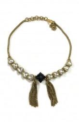 Indian Fashion Designers - Artsie Ville - Contemporary Indian Designer - Hertha II Necklace - ARV-SS17-AVN063