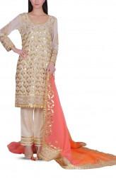 Indian Fashion Designers - Bodhitree - Contemporary Indian Designer - Rumi Salwar Suit - BDT-AW17-BDTR016501