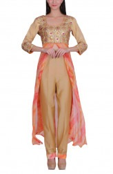 Indian Fashion Designers - Bodhitree - Contemporary Indian Designer - Azalia Kurta Set - BDT-AW17-BDTR017001