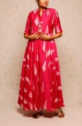 Indian Fashion Designers - Myoho - Contemporary Indian Designer - Sera Jacket Set - MYO-SS17-1104