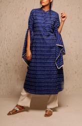 Indian Fashion Designers - Myoho - Contemporary Indian Designer - Avni Kurta Set - MYO-SS17-1174