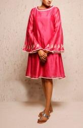 Indian Fashion Designers - Myoho - Contemporary Indian Designer - Esen Dress - MYO-SS17-1178