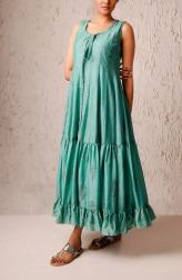 Indian Fashion Designers - Myoho - Contemporary Indian Designer - Abrah Dress - MYO-SS17-1180