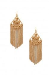 Indian Fashion Designers - Rhea - Contemporary Indian Designer - The Nova Earrings - RH-SS17-1130051