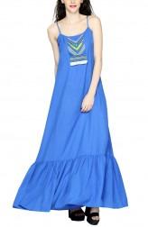 dd0d2b2690c43f Blue Georgette... RS By Rippii Sethi. £90. Indian Fashion Designers ...