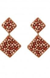 Indian Fashion Designers - Vaidaan Jwellery - Contemporary Indian Designer - Stargaze Earrings - VJ-SS19-VAI00AE11