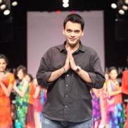 Indian Fashion Designer Nachiket Barve
