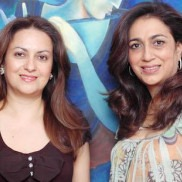 Indian Designers of Accessories - Shelina and Camelia
