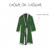 Menswear- Choga or Chogha