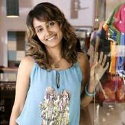Indian Clothing Designer Indira Baikerikar