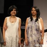 Indian Fashion Designer Duo of Kiran and Meghna for Myoho