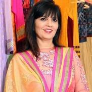 Indian Costume Designer Neeta Lulla