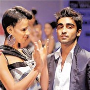 Contemporary Indian Fashion Designer Prashant Verma