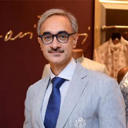Indian Fashion Designer of Mens and Womens Clothes - Ravi Bajaj