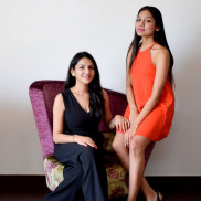 Indian Designers Riddhi and Revika