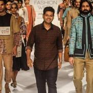 Indian Fashion Designer - Sayantan Sarkar