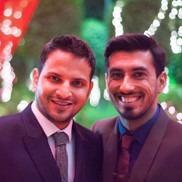 Indian Fashion Designer duo of Karan and Leon for Karleo