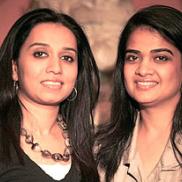 Indian Designers Ekta and Ruchika for the label Ekru