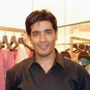 Indian Fashion Designer Manish Malhotra
