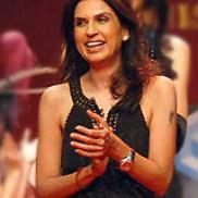 Indian Designer Monisha Jaising