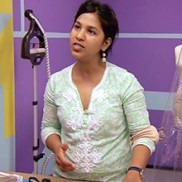 Indian  Designer Sandhya Garg