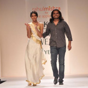 Indian Fashion Designer Rahul Mishra