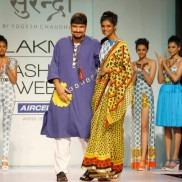 strand of silk - indian clothing online - Yogesh Chaudhary